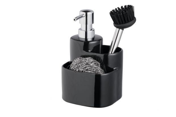Kompaktowy dozownik na płyn do mycia naczyń/Bisk