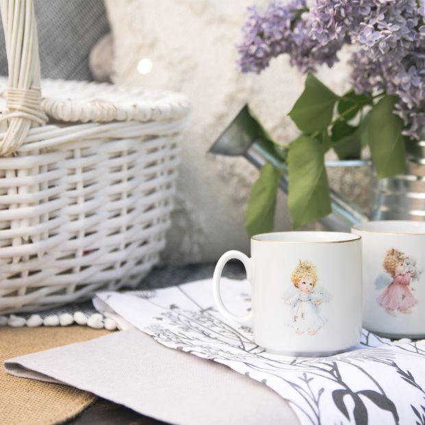 Piękna porcelana w dziecięcym wydaniu - gratka dla przedszkolaka
