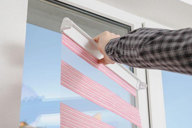 Ochrona przed słońcem - jak zamocować rolety wewnętrzne