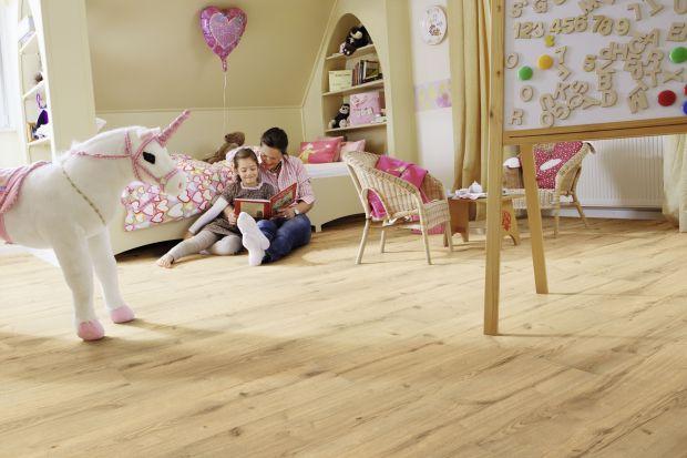Pokoju dziecka - wybieramy materiały na podłogę