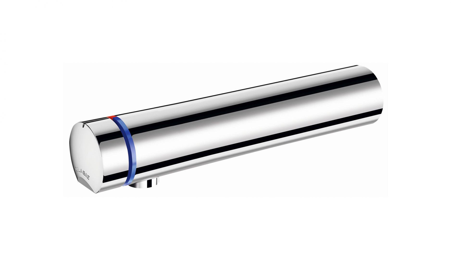 Bateria czasowa TEMPOMIX 3/Delabie. Produkt zgłoszony do konkursu Dobry Design 2020.