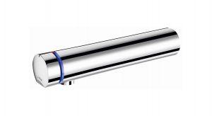 TEMPOMIX 3 pozwala na realizację 85% oszczędności wody w porównaniu z klasyczną armaturą. Ergonomia Jednym gestem użytkownik może wybrać temperaturę wody i uruchomić wypływ. Delikatne uruchamianie baterii TEMPOMIX 3 umożliwia użycie przez ka