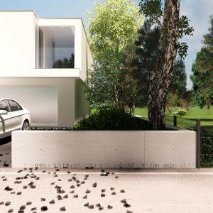 Bee House. Projekt i wizualizacje: Beton House