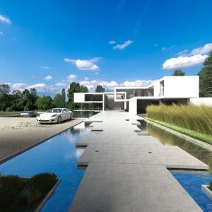 Dream House. Projekt i wizualizacje: Beton House