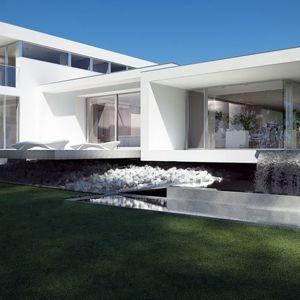 Glass House. Projekt i wizualizacje: Beton House