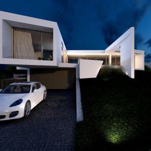 Star House. Projekt i wizualizacje: Beton House
