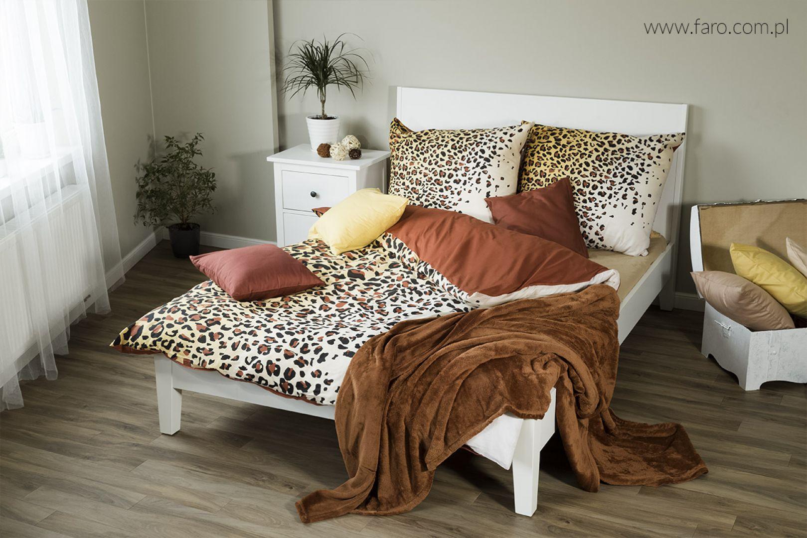 Pościel Animal Motive Gepard. Fot. Faro