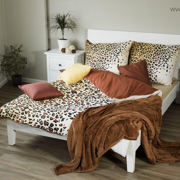 Sypialnia w stylu afrykańskim - trendy na jesień