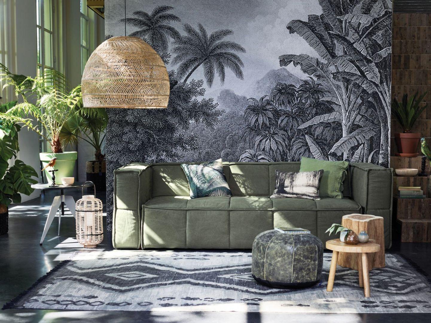 Wakacyjne inspiracje we wnętrzach. Fot. HK Living / 9design