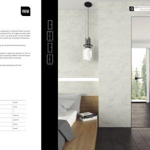 Ościeżnica niewidoczna obustronnie zlicowana Sara 125/Leon Witas. Produkt zgłoszony do konkursu Dobry Design 2020.