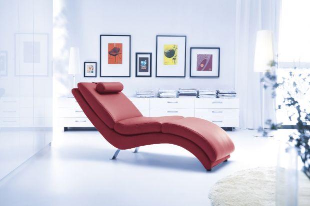 Meble do salonu - szezlong, czyli sposób na relaks
