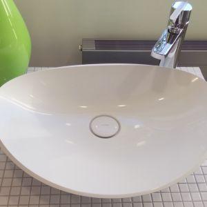 Umywalki mineralne VIGOUR individual. Produkt zgłoszony do konkursu Dobry Design 2020.