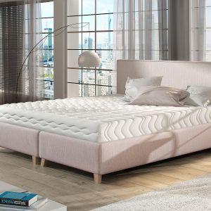 Łóżko tapicerowane Dino marki Comforteo. Fot. Comforteo