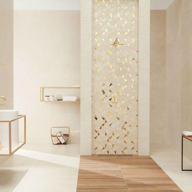Płytki do łazienki - kolekcja inspirowana słońcem