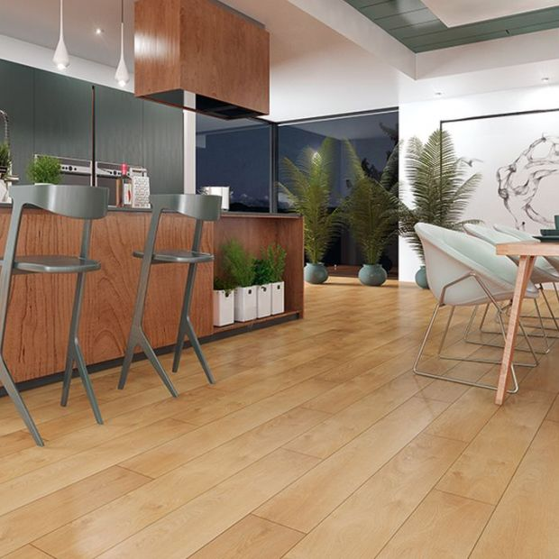 Podłogi laminowane - zasady wyboru i pielęgnacji