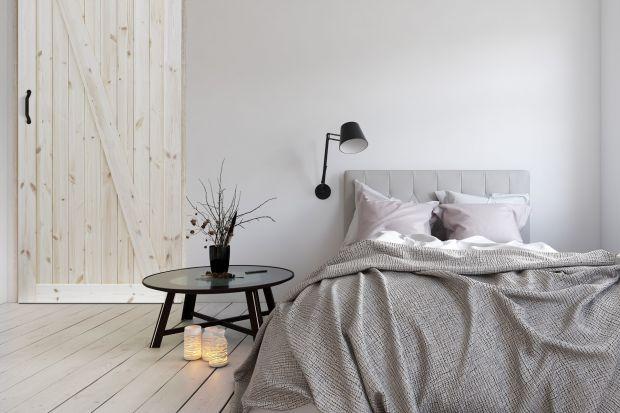 Sypialnia w stylu loft - pomysły na aranżację