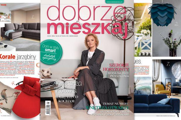 Gwiazdą wydania jest Agnieszka Kałuża. Specjalistka projektowania i wystroju wnętrz, która na co dzień pomaga urządzającym, a także doradza w kwestiach aranżacji w popularnych programach telewizyjnych i radiowych, opowiedziała nam o swoich pasj