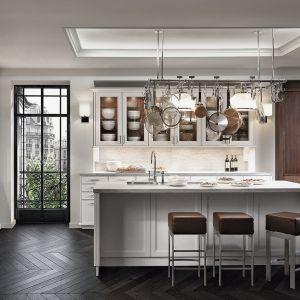 Luksusowa kuchnia Classic BeauxArts to klasyczne inspiracje i nowoczesna ekstrawagancja. Fot. SieMatic