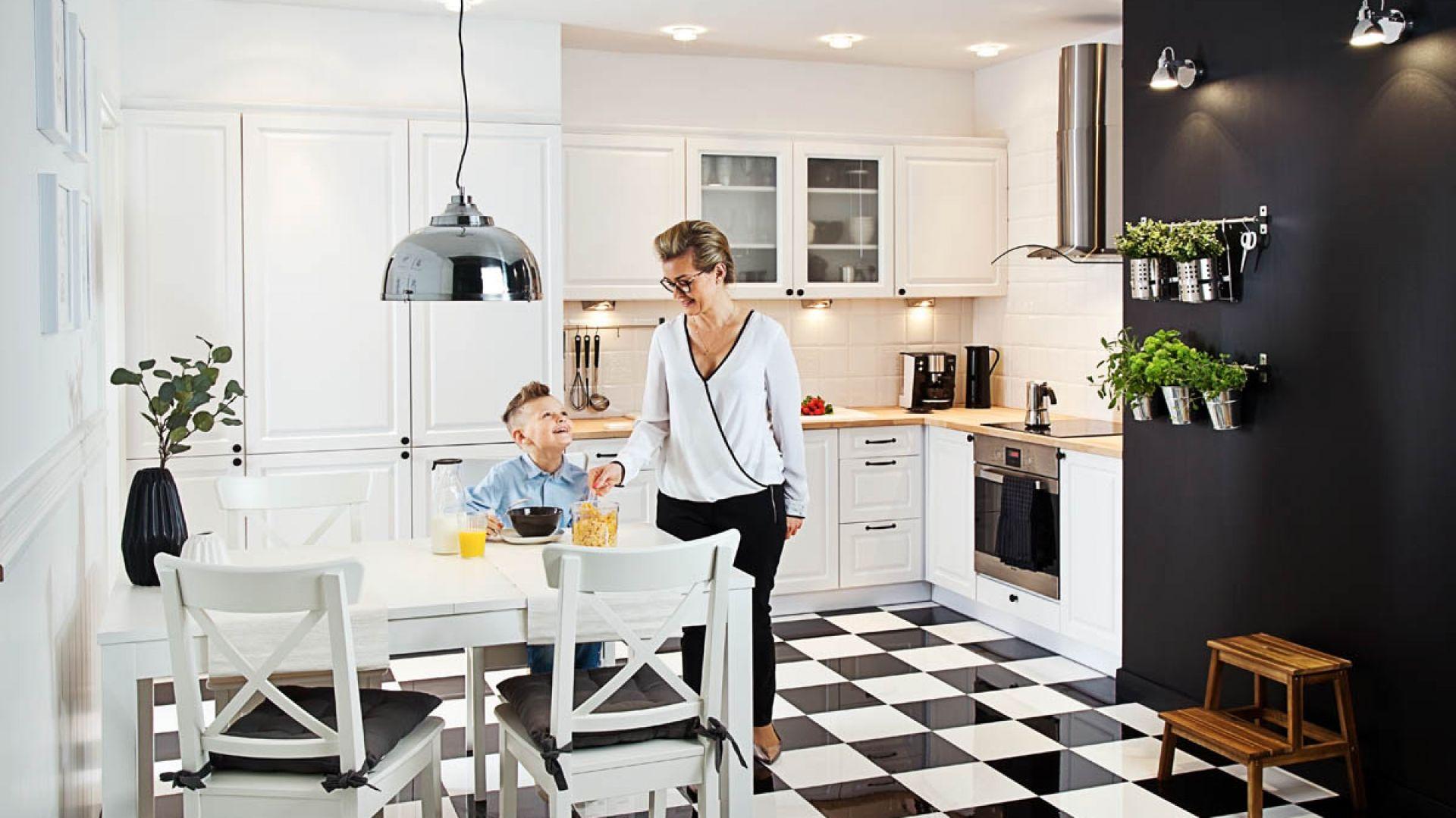 Klasyczna Kuchnia 10 Pomysłów Na Piękne Wnętrze