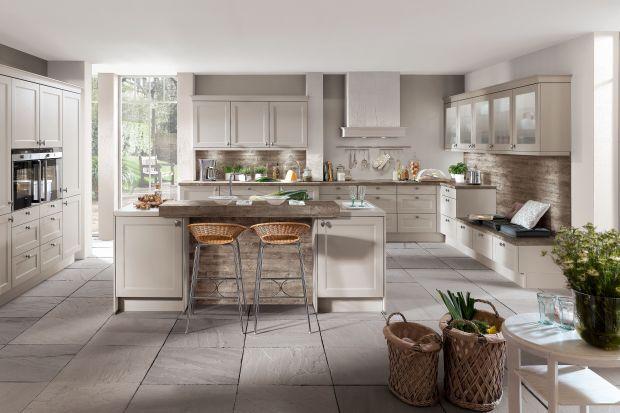 Klasyczna kuchnia - 10 pomysłów na piękne wnętrze