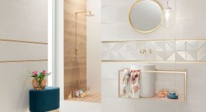 Reflection to nowa kolekcja płytek ceramicznych, którą docenią zwolennicy elegancji i dyskretnego luksusu. Piękno płytek ukryte jest bowiem w ich perłowej powłoce. Kolekcja to także zapowiedź nadchodzących trendów.