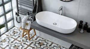 Umywalki nablatowe są eleganckie i bardzo stylowe. Wyróżnia je piękny, designerski wygląd. Doskonale sprawdzą się zarówno w łazience zaprojektowanej w nowoczesnym, jak i w bardziej klasycznym stylu.