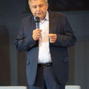 Wojciech Tomasik, reprezentant firmy Villeroy&Boch. Fot. SDR Katowice