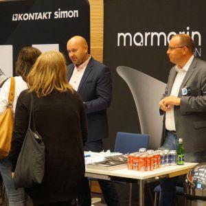 Stoisko firmy Marmorin. Fot. SDR Katowice