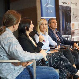 Dyskusja podsumowująca Kuchnia - Trendy 2019. Fot. SDR Katowice