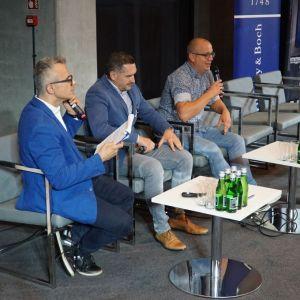 Dyskusja podsumowująca cykl prezentacji Smartdom. Fot. SDR Katowice