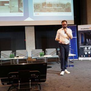 Gość Specjalny SDR Katowice, Szymon Pietkiewicz, Tower Group Communications