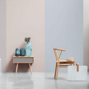 Kolekcja Cielo e Terra zaprojektowana przez Dorotę Koziarę to płyty ceramiczne w dziewięciu kolorach inspirowanych polskim krajobrazem. Fot. Tubądzin