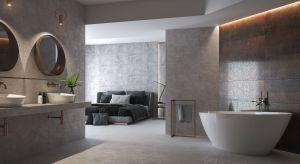 Wzorowane na betonie płytki to praktyczne i nowoczesne rozwiązanie dla każdej łazienki. Dostępne w wielu wydaniach, doskonale nadają się do wykończenia każdego wnętrza.