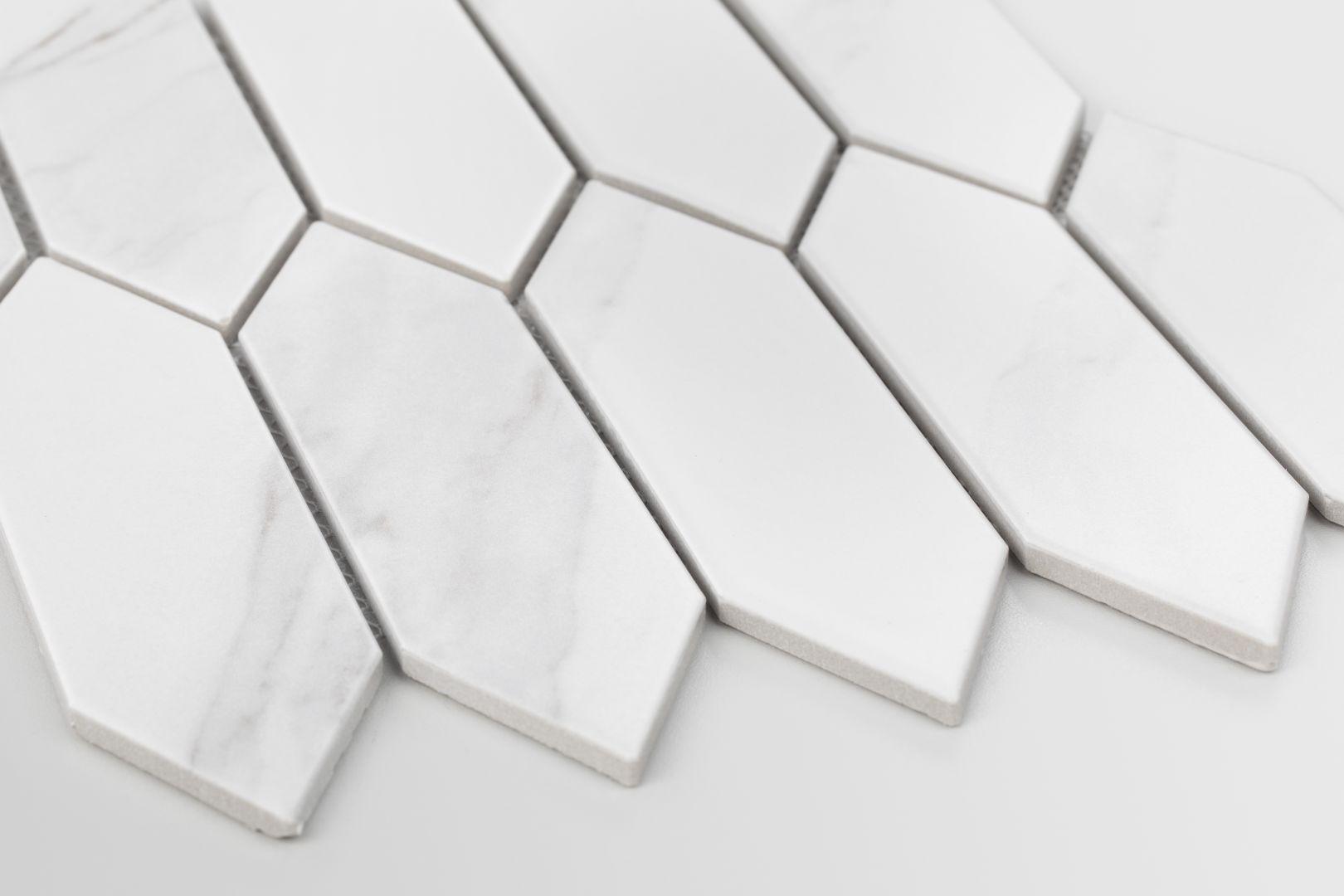 Heksalong Marble Mat XL. Fot. Raw Decor