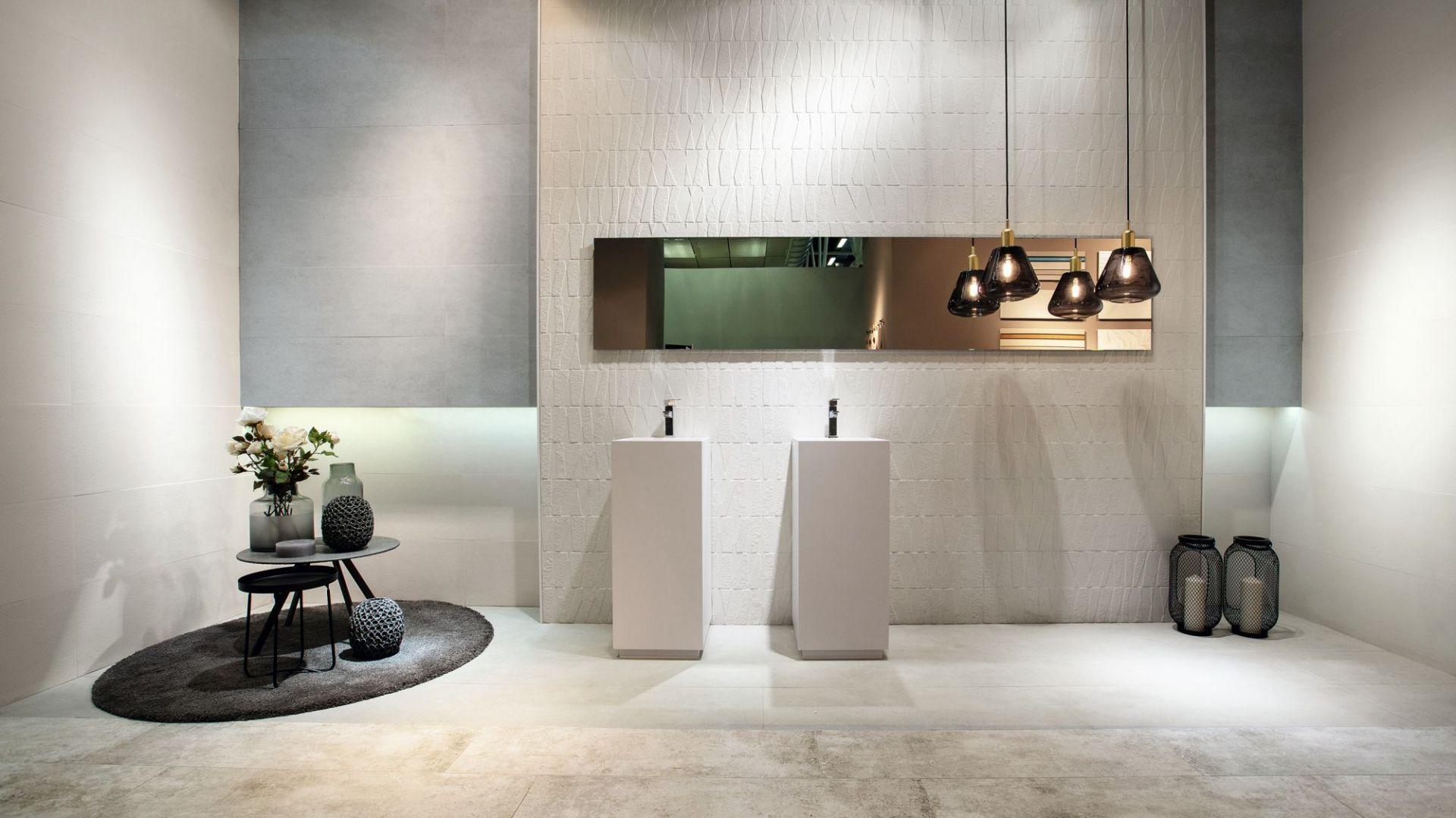 Nowoczesna łazienka. 30 pięknych kolekcji płytek ceramicznych. Fot. Azulejos Alcor