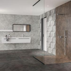 Nowoczesna łazienka. 30 pięknych kolekcji płytek ceramicznych. Fot. Apavisa