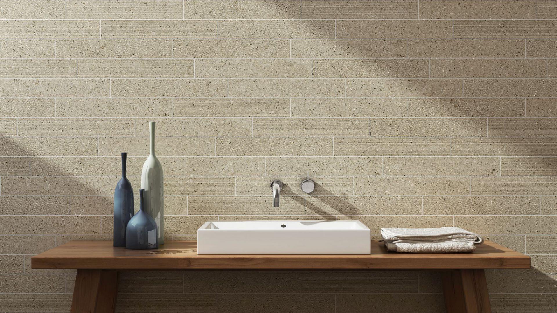 Nowoczesna łazienka. 30 pięknych kolekcji płytek ceramicznych. Fot. Baño