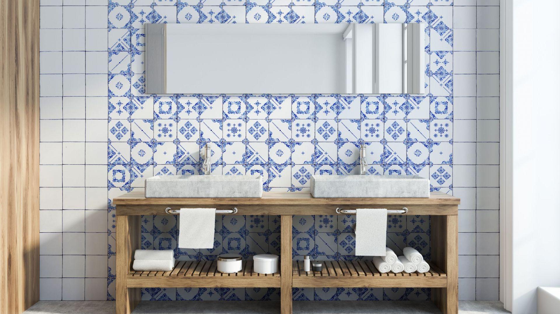 Nowoczesna łazienka. 30 pięknych kolekcji płytek ceramicznych. Fot. Lifeceramica