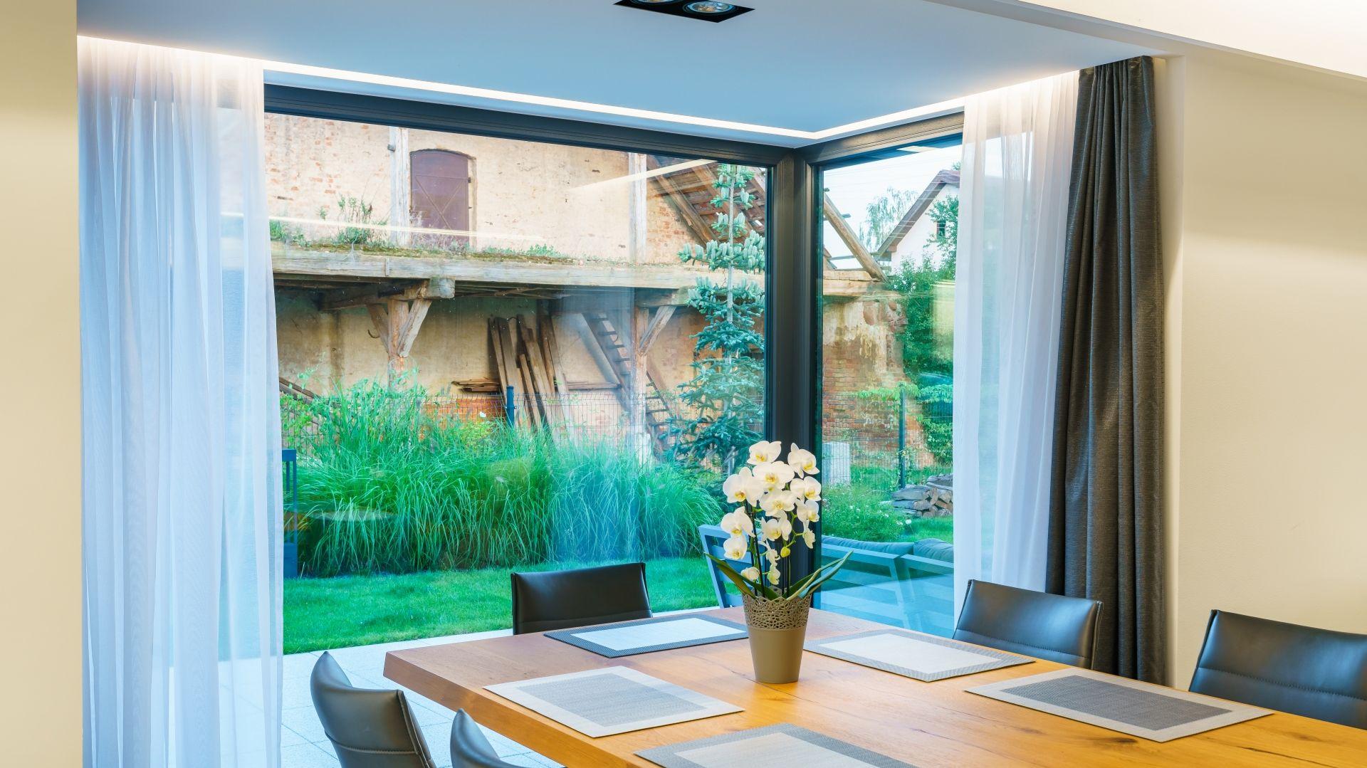 Okna FEN 92/Krispol. Produkt zgłoszony do konkursu Dobry Design 2020.