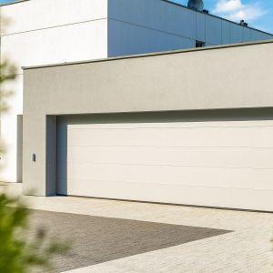 Segmentowa brama garażowa Vente 60/Krispol