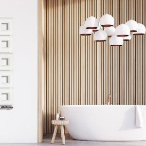 Grzejnik dekoracyjny Pilvos charakteryzuje geometryczna forma oraz 8 wariantów wymiarowych i 4 różne kształty. Fot. Instal-Projekt