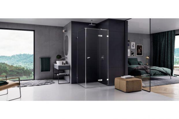 Kolekcja Eventa – nowoczesne kabiny prysznicowe/New Trendy