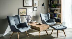 Fotele to meble, którym przypisuje się królewski rodowód. Można bowiem spokojnie powiedzieć, że swój pierwowzór mają w tronach monarchów.