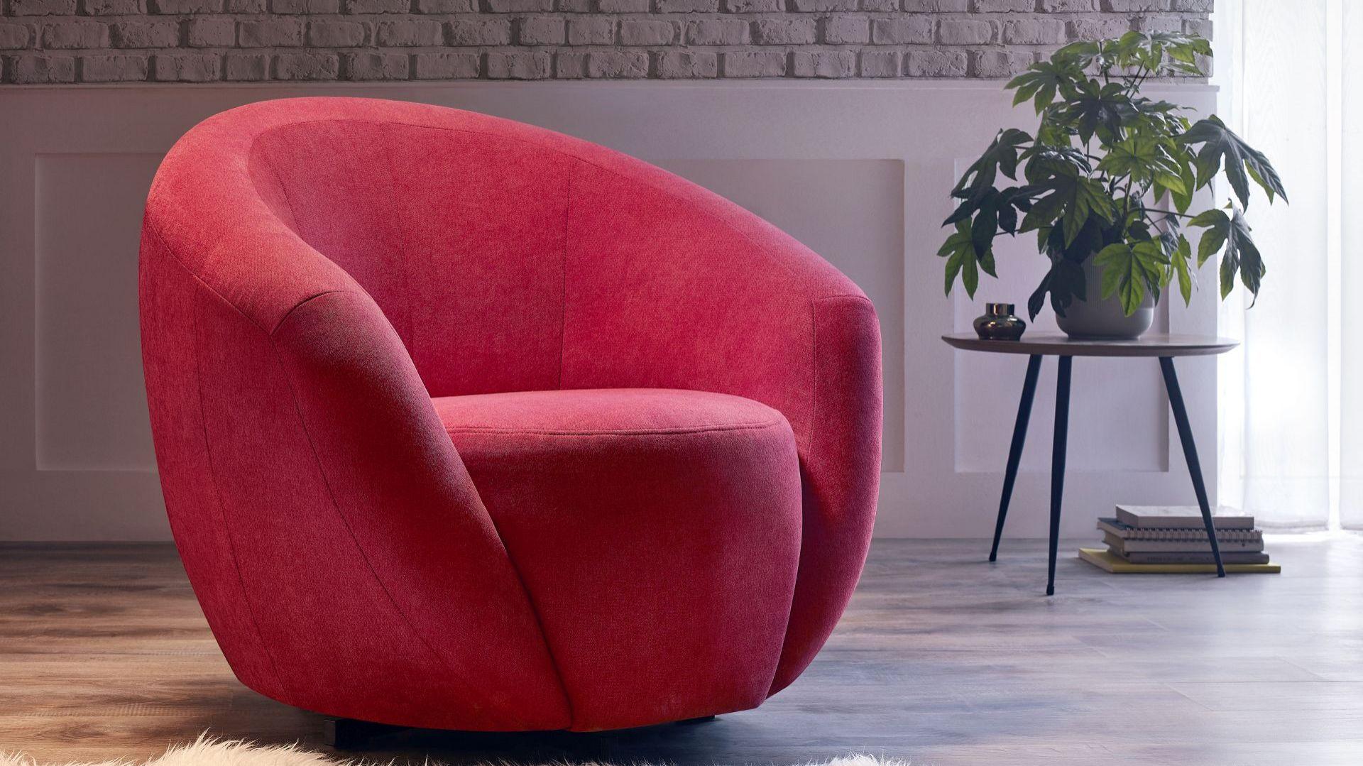 Fotel obrotowy Leo/Emilia Meble. Produkt zgłoszony do konkursu Dobry Design 2020.