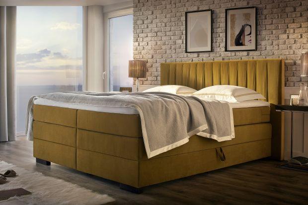 Kolekcja łóżek tapicerowanych Palermo/Emilia Meble