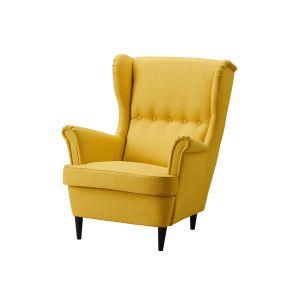 Fotel Strandmon. Fot. IKEA