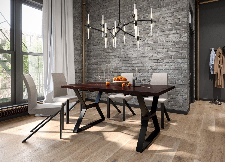 Stół do jadalni z kolekcji Prime. Fot. Mebin