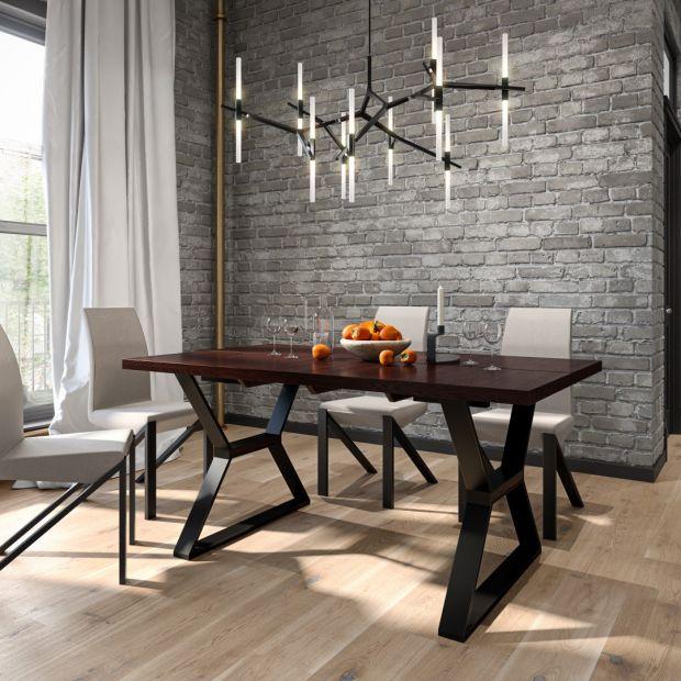 Stół do jadalni w stylu loft