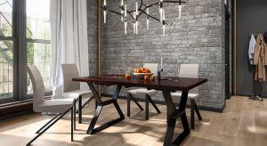 Stół to jeden z ważniejszych mebli w domu. Warto więc wybrać model stabilny, solidny i trwały.
