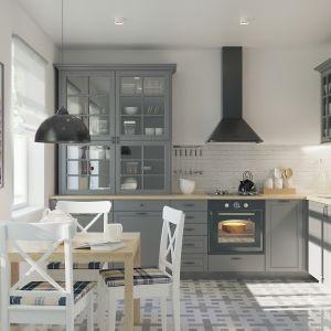 Meble do kuchni urządzonej w stylu klasycznym. Fot. Salony Agata